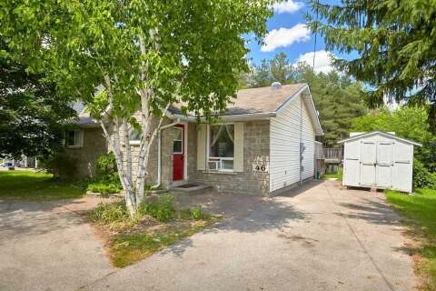 House for sale at 46 Brentwood Rd Essa Ontario - MLS: N4856142