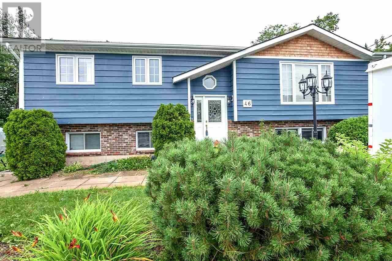 House for sale at 46 Cabot Cres Lower Sackville Nova Scotia - MLS: 202014789