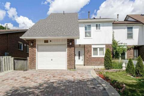 Townhouse for sale at 46 Carter Dr Brampton Ontario - MLS: W4849355