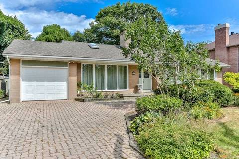 House for rent at 46 Chelford Rd Toronto Ontario - MLS: C4551776