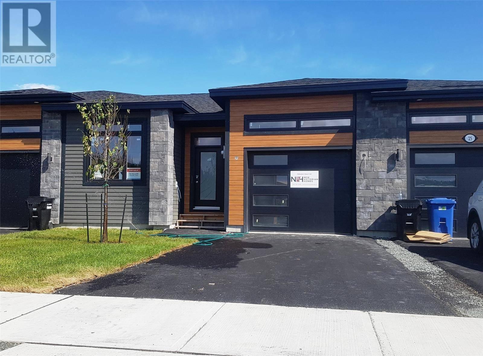 House for sale at 46 Clifden Woods Pl St. John's Newfoundland - MLS: 1209569