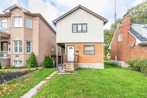 House for rent at 46 Cliff St Toronto Ontario - MLS: W4934763