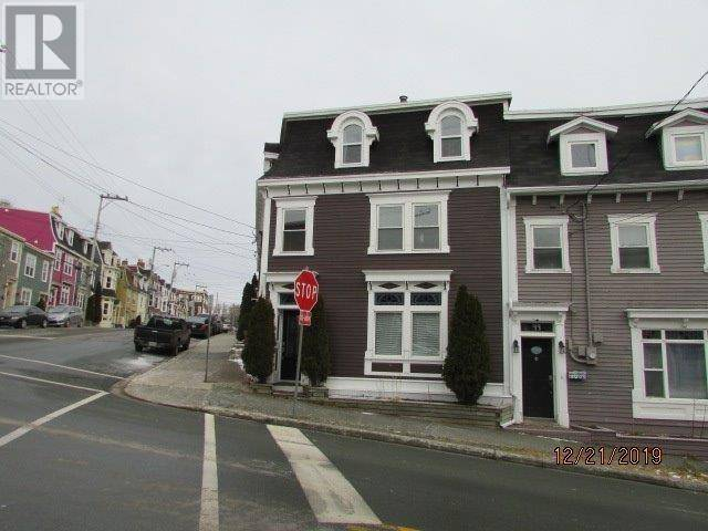 House for sale at 46 Cochrane St St. John's Newfoundland - MLS: 1209083