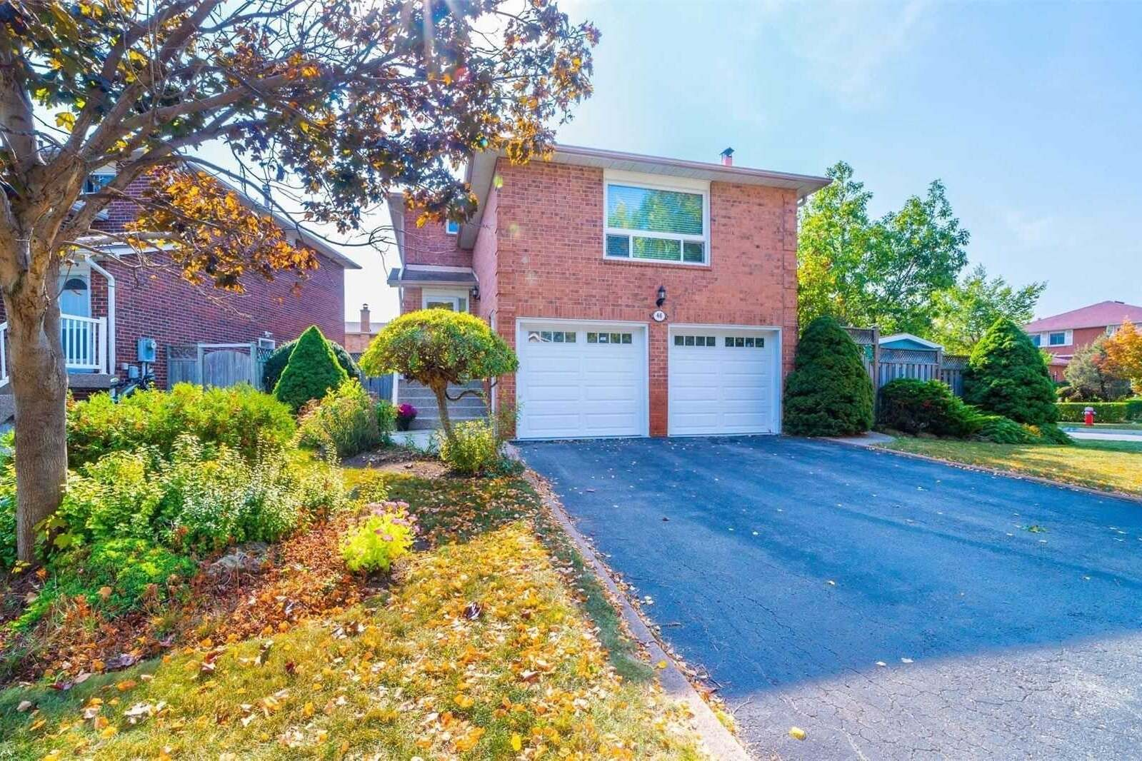 House for sale at 46 Colchester Ave Brampton Ontario - MLS: W4928692