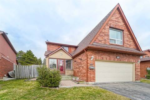 House for sale at 46 Copeland Rd Brampton Ontario - MLS: W4726204