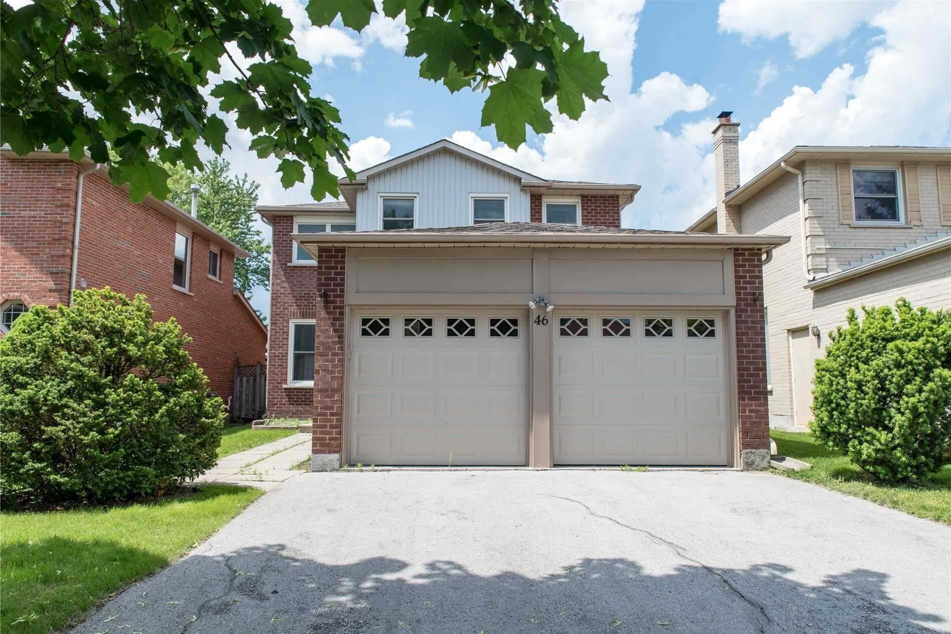 House for sale at 46 Couperthwaite Cres Markham Ontario - MLS: N4894623