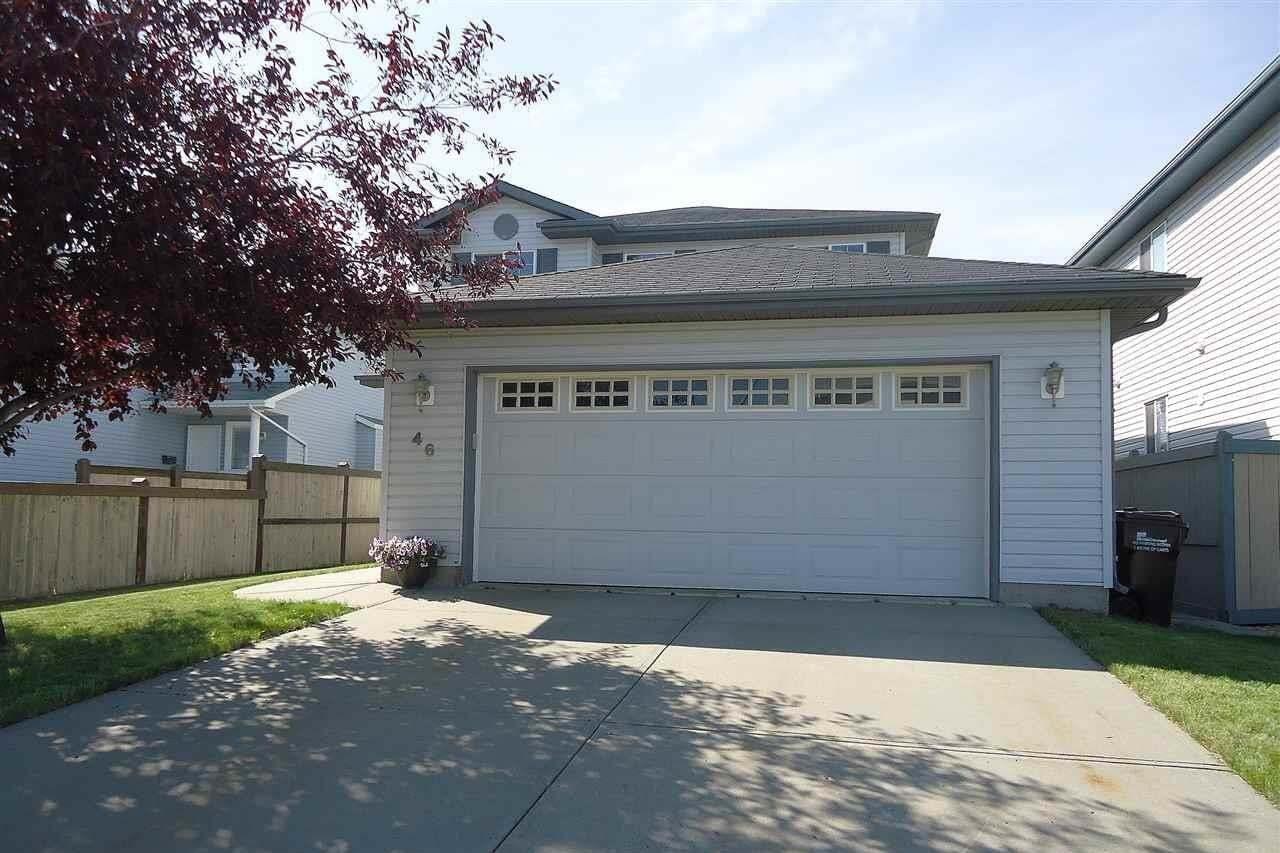 House for sale at 46 Crocus Cr Sherwood Park Alberta - MLS: E4209557