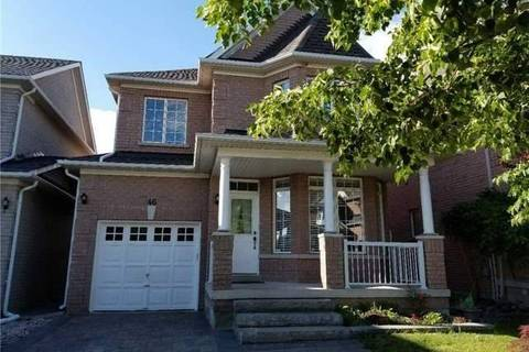 House for rent at 46 Cynthia Jean St Markham Ontario - MLS: N4503520