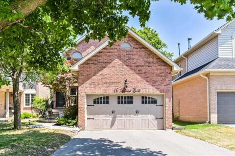 House for sale at 46 Dalecroft Circ Markham Ontario - MLS: N4822343