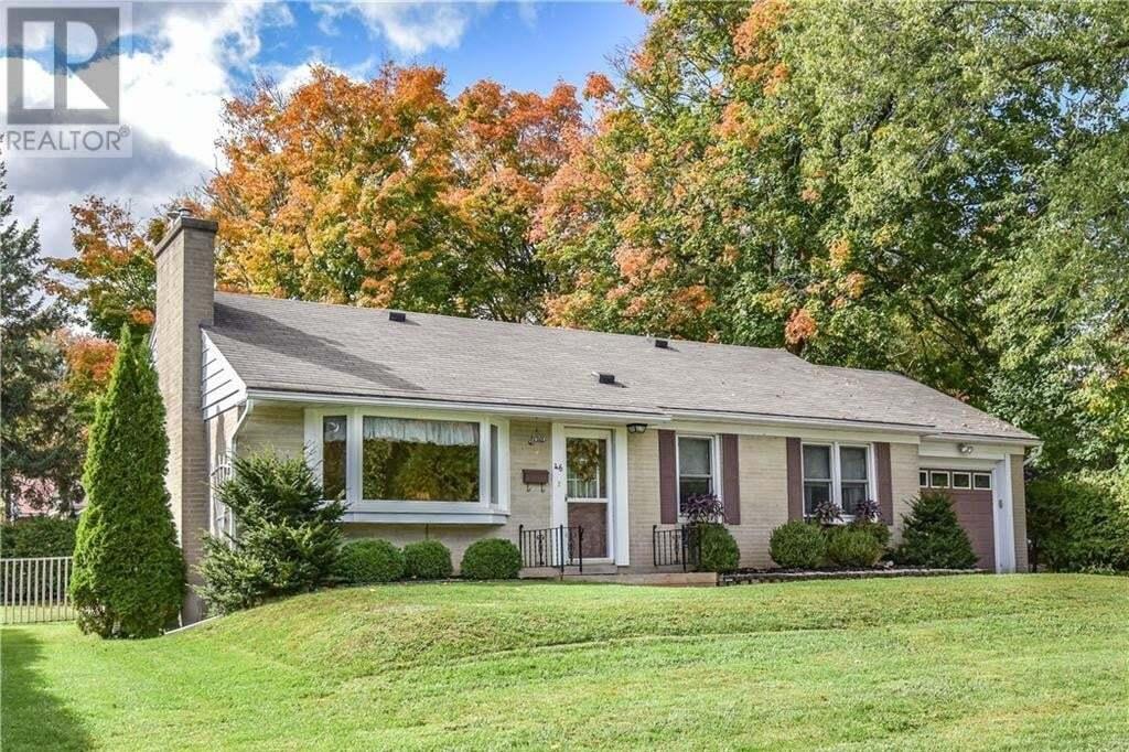 House for sale at 46 Dalton Cres North Orillia Ontario - MLS: 40030657