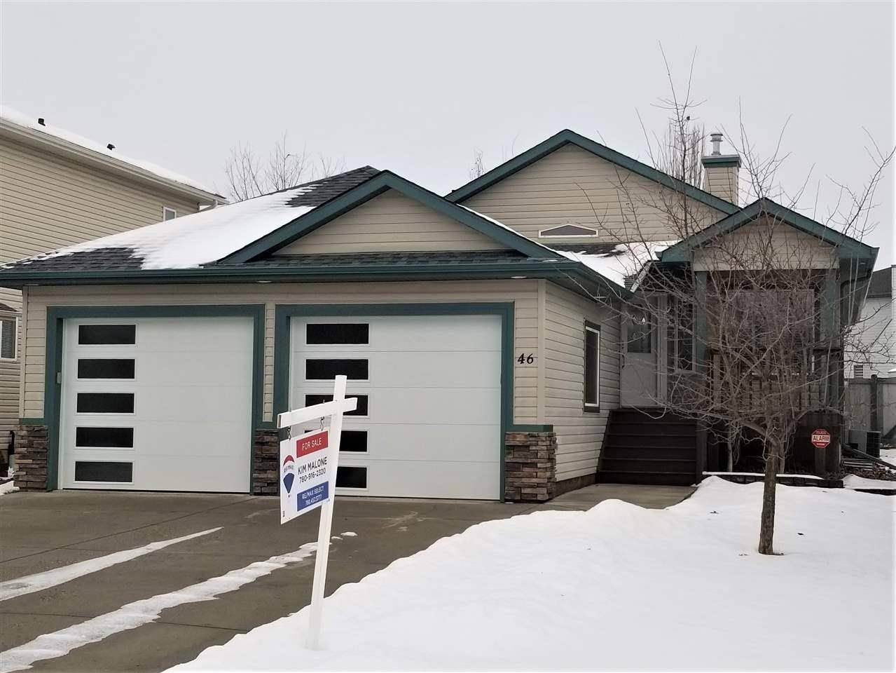 House for sale at 46 Deer Park Cres Spruce Grove Alberta - MLS: E4139090