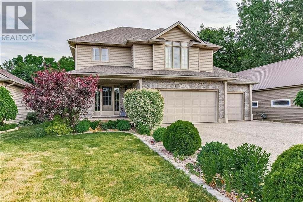 House for sale at 46 Deer Park Rd Waterford Ontario - MLS: 30815896