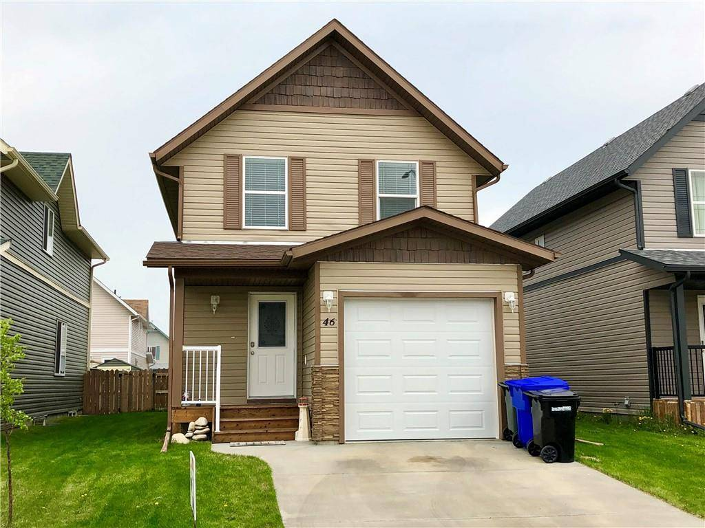 House for sale at 46 Destiny Pl Olds Alberta - MLS: C4236156