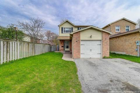 House for sale at 46 Dobson Dr Ajax Ontario - MLS: E4453039