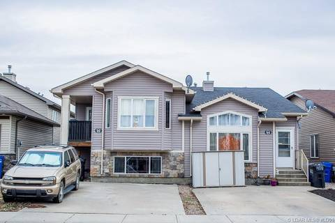 Townhouse for sale at 46 Dorothy Gentleman Cres N Lethbridge Alberta - MLS: LD0182618