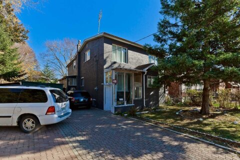House for sale at 46 Dromore Cres Toronto Ontario - MLS: C4990331