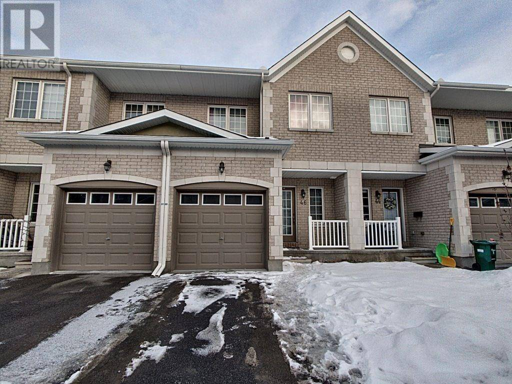 Townhouse for sale at 46 Dundalk Pt Nepean Ontario - MLS: 1178748