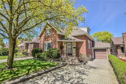 House for sale at 46 Elizabeth St Brampton Ontario - MLS: W4496017