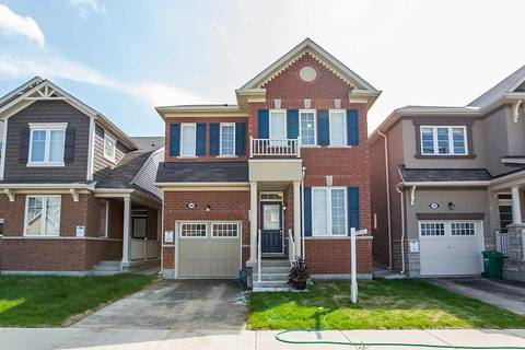 House for sale at 46 Emerald Coast Tr Brampton Ontario - MLS: W4589295