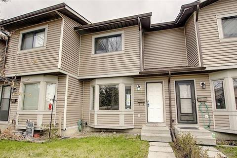 Townhouse for sale at 46 Falshire Te Northeast Calgary Alberta - MLS: C4295827