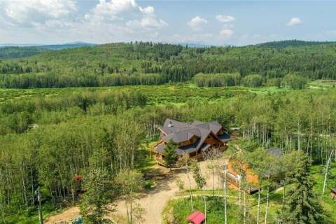 House for sale at 46 Fawn Hills Dr Bragg Creek Alberta - MLS: C4267989