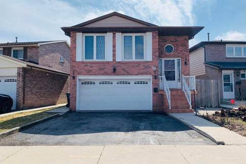 House for rent at 46 Franca Cres Toronto Ontario - MLS: W4732365
