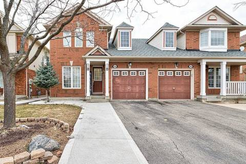 Townhouse for sale at 46 Frontenac Cres Brampton Ontario - MLS: W4727407