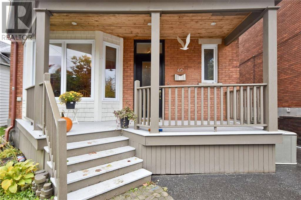 House for rent at 46 Fulton Ave Ottawa Ontario - MLS: 1172623