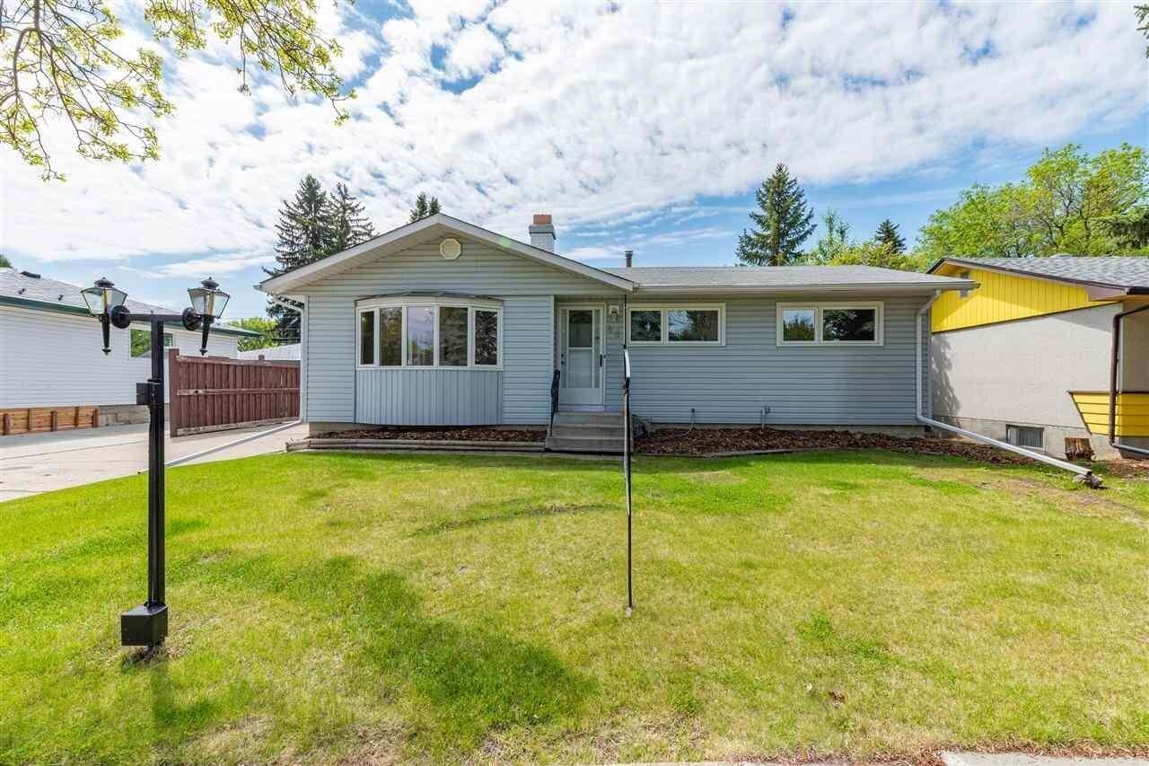 House for sale at 46 Gillian Cr St. Albert Alberta - MLS: E4199287