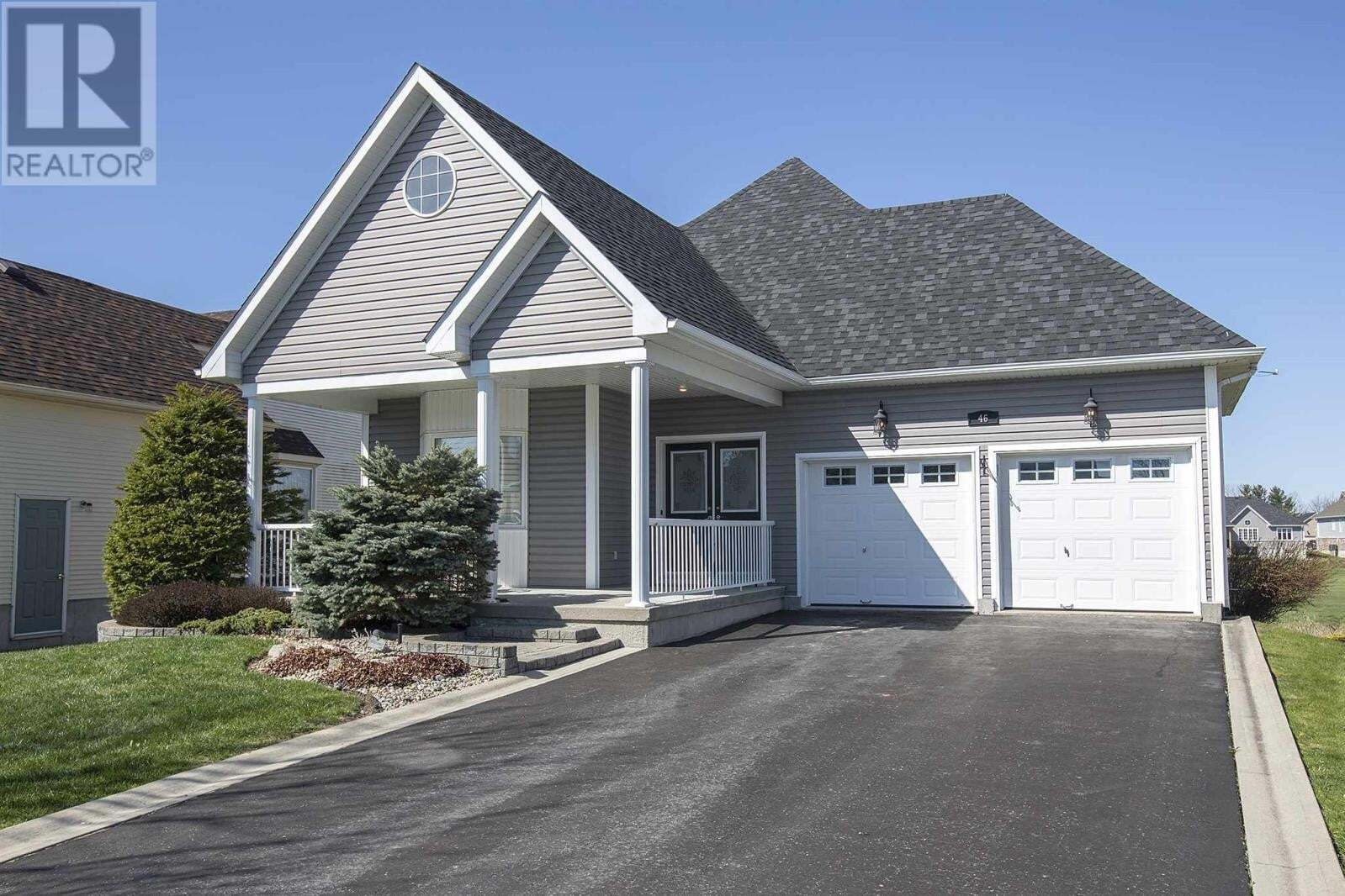 House for sale at 46 Glenora Dr Bath Ontario - MLS: K20002250