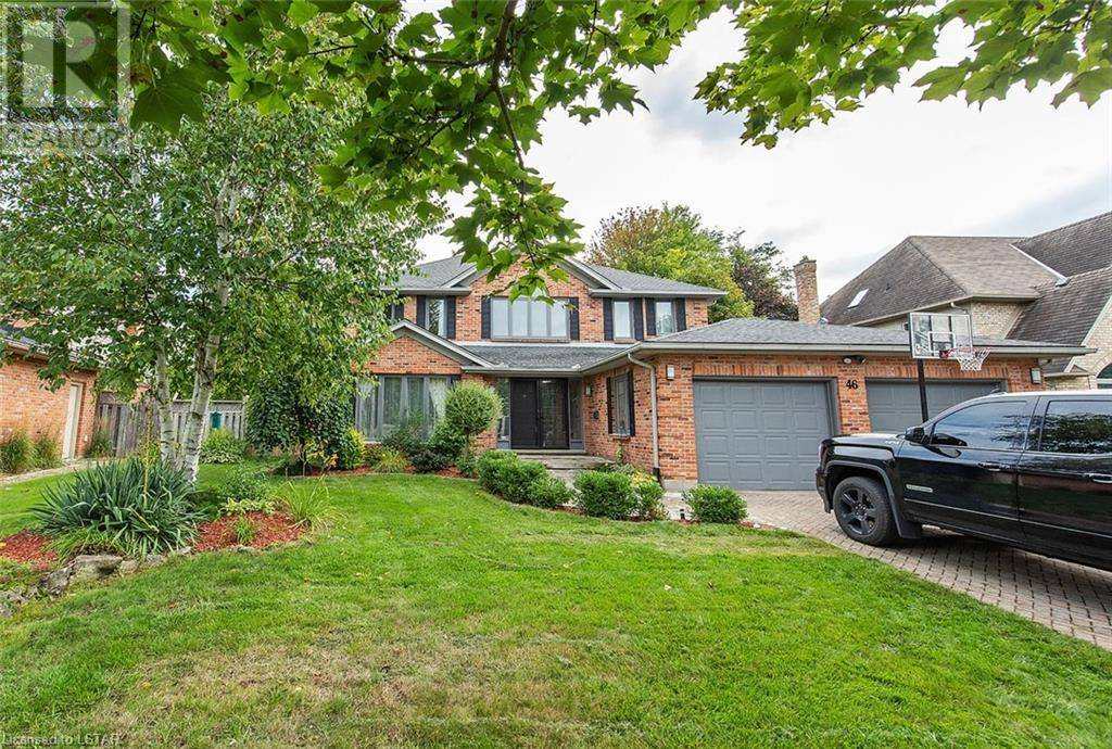 House for sale at 46 Green Hedge Ln London Ontario - MLS: 220912