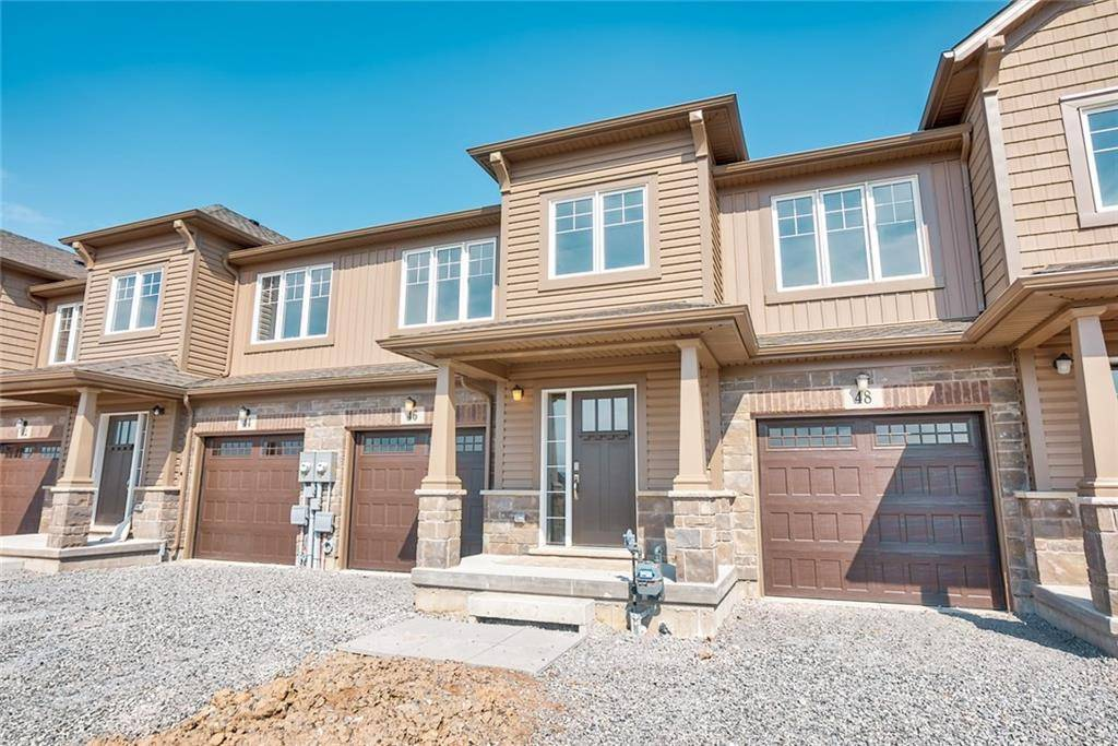 Townhouse for sale at 46 Haney Dr Thorold Ontario - MLS: 30780334