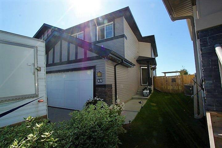 Townhouse for sale at 46 Hartwick Manor Manr Spruce Grove Alberta - MLS: E4172560