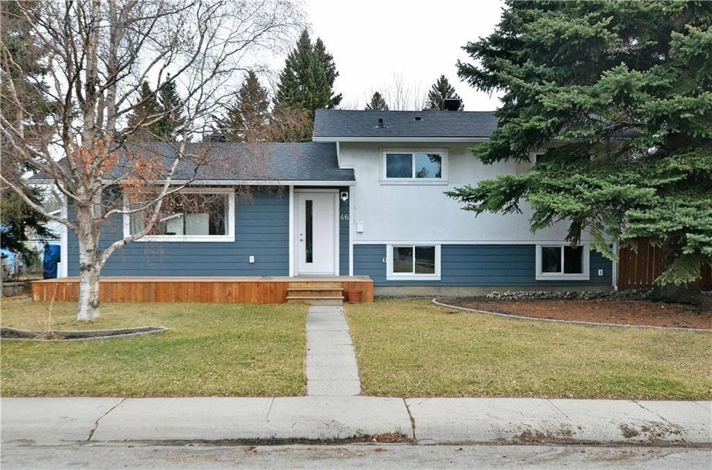 House for sale at 46 Haverhill Rd Sw Haysboro, Calgary Alberta - MLS: C4256696