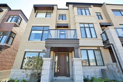 Townhouse for sale at 46 Heriot Pl Vaughan Ontario - MLS: N4598492