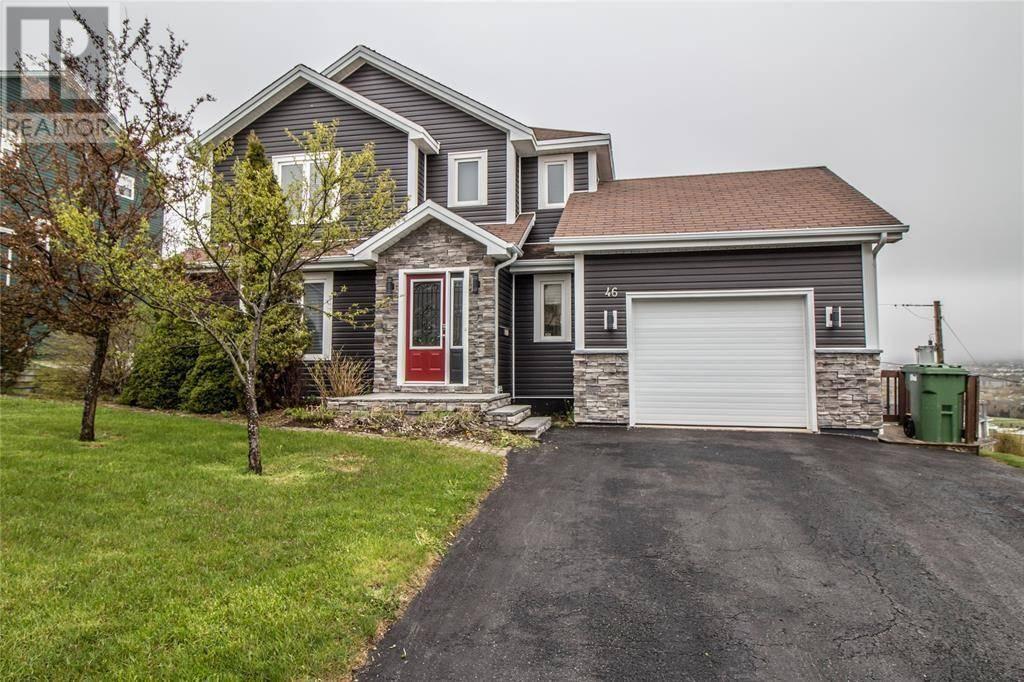 House for sale at 46 Huntingdale Dr St. Johns Newfoundland - MLS: 1207074