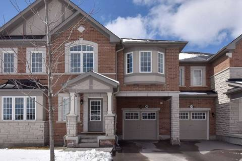 Townhouse for sale at 46 Hutt Cres Aurora Ontario - MLS: N4407209