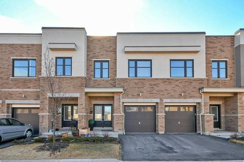 Townhouse for sale at 46 Jerseyville Wy Whitby Ontario - MLS: E4391344