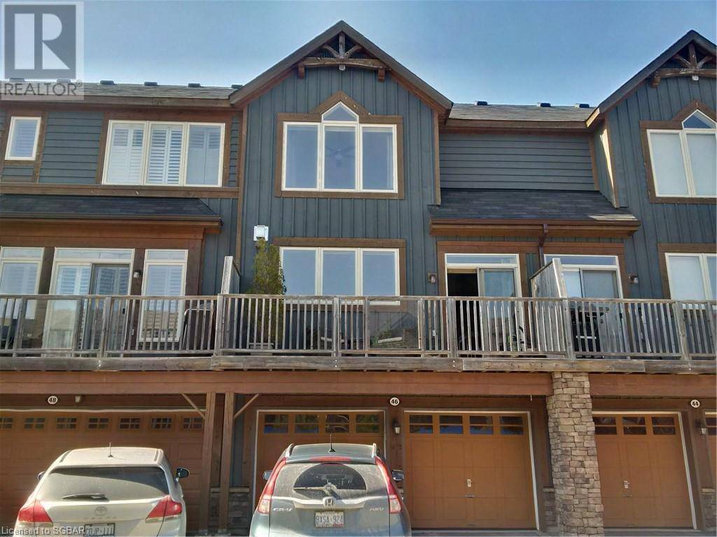 Townhouse for rent at 46 Joseph Tr Collingwood Ontario - MLS: 246559