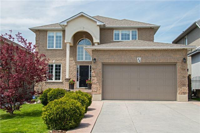 Sold: 46 Krieghoff Drive, Hamilton, ON