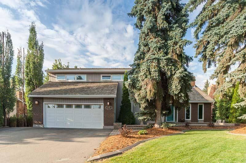 House for sale at 46 Lafonde Cres St. Albert Alberta - MLS: E4172754