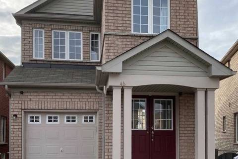 Home for sale at 46 Lahore Cres Markham Ontario - MLS: N4714582