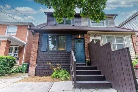 Townhouse for sale at 46 Latimer Ave Toronto Ontario - MLS: C4821514