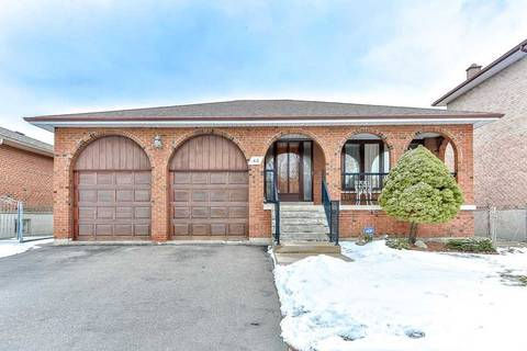 House for sale at 46 Leafield Dr Toronto Ontario - MLS: E4689279