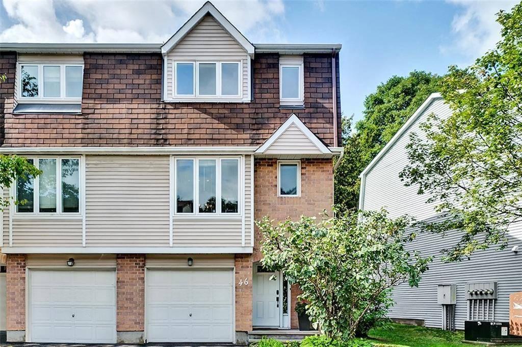 Townhouse for sale at 46 Lightfoot Pl Kanata Ontario - MLS: 1169742