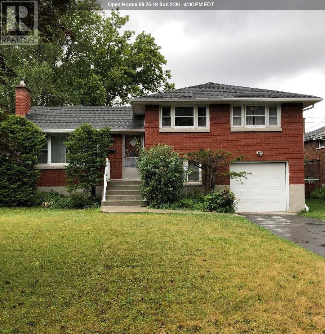 House for sale at 46 Mackenzie Cres Kingston Ontario - MLS: K19005531