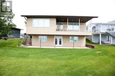 House for sale at 46 Marina Ave Last Mountain Lake East Side Saskatchewan - MLS: SK779059