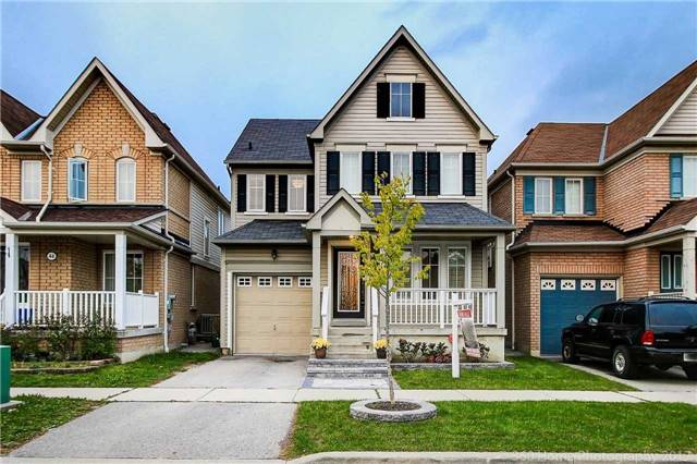 For Sale: 46 Marriner Crescent, Ajax, ON | 3 Bed, 4 Bath House for $598,000. See 20 photos!
