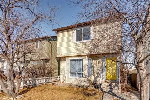 House for sale at 46 Martindale Me Northeast Calgary Alberta - MLS: C4287534