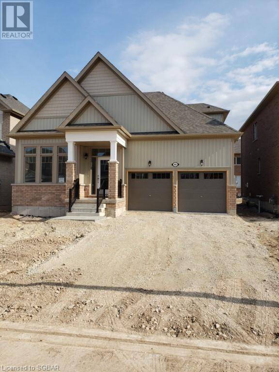 House for sale at 46 Mclean Ave Collingwood Ontario - MLS: 256608
